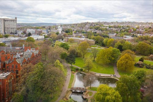 University of Sheffield pledges carbon neutral campus by 2030